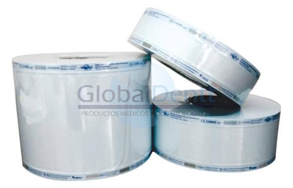 Rollos de bolsa para esterilización GlobalDentt S.A.S.
